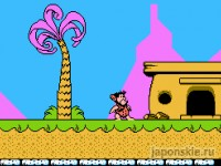 Играть в игру Flintstones 2 The Surprise At Dinosaur Peak онлайн