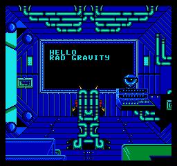 Скриншот #1 Adventures Of Rad Gravity