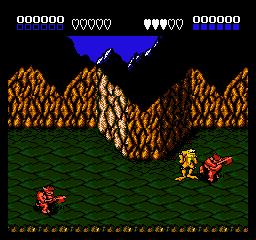 Скриншот #2 Battletoads - боевые жабы