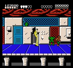 Скриншот #11 Battletoads And Double Dragon