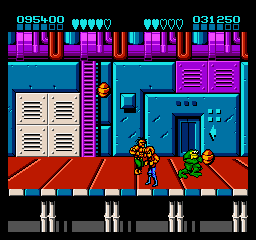 Скриншот #12 Battletoads And Double Dragon