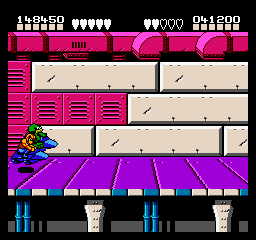 Скриншот #13 Battletoads And Double Dragon
