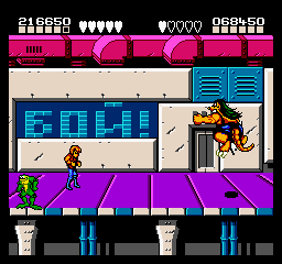 Скриншот #14 Battletoads And Double Dragon