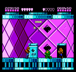 Скриншот #16 Battletoads And Double Dragon