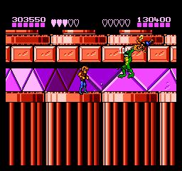Скриншот #19 Battletoads And Double Dragon