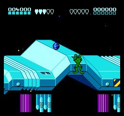 Скриншот #3 Battletoads And Double Dragon