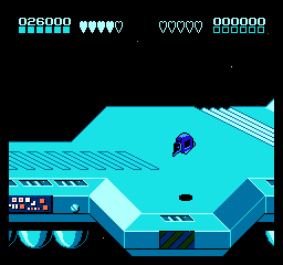 Скриншот #4 Battletoads And Double Dragon