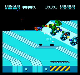 Скриншот #5 Battletoads And Double Dragon