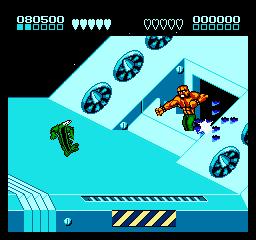 Скриншот #6 Battletoads And Double Dragon