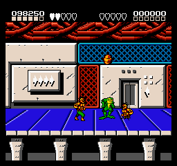 Скриншот #9 Battletoads And Double Dragon