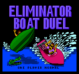 Скриншот #2 Eliminator Boat Duel