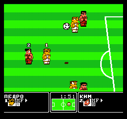 Скриншот #1 Убойный футбол. Goal 3