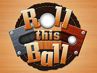 Играть в игру Roll This Ball онлайн