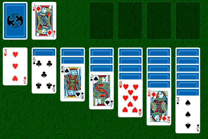 играть в косынку по три карты онлайн бесплатно без регистрации