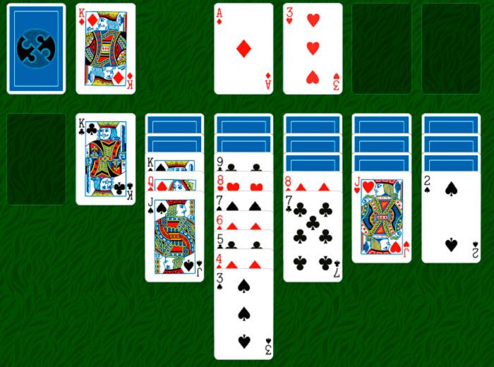 пасьянс косынка по три карты играть бесплатно в онлайн без регистрации процент ставка сбербанк по кредиту