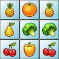 Mahjong fruits and vegetables