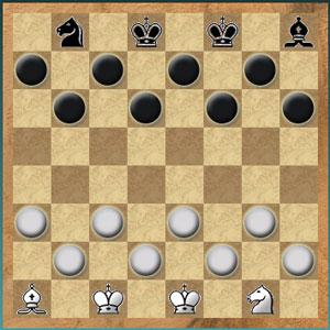 Настольные игры онлайн - Шашматы