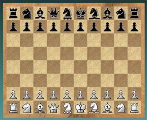 Настольные игры онлайн - Готические Шахматы