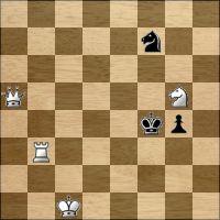 Шахматная задача №125743
