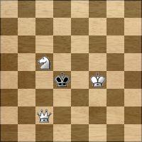Шахматная задача №125744