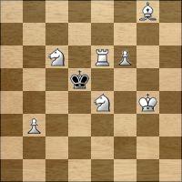 Шахматная задача №125765
