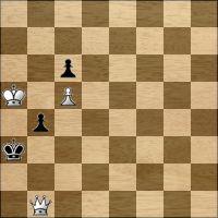Шахматная задача №125771