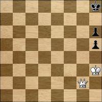 Шахматная задача №125774