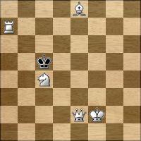 Шахматная задача №125795