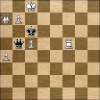 Шахматная задача №125807