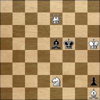 Шахматная задача №125810