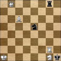 Шахматная задача №125812