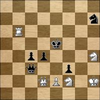Шахматная задача №125814