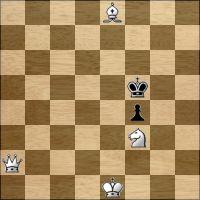 Шахматная задача №125815
