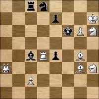 Шахматная задача №125823