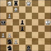 Шахматная задача №125827