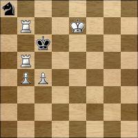 Шахматная задача №125829