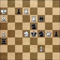 Шахматная задача №125830