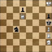 Шахматная задача №125841