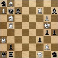 Шахматная задача №125843