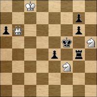 Шахматная задача №125845