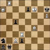 Шахматная задача №125847