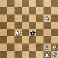 Шахматная задача №125857