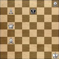 Шахматная задача №125858