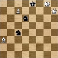 Шахматная задача №125879