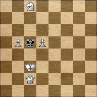 Шахматная задача №125884