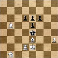 Шахматная задача №125907