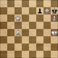 Шахматная задача №125925