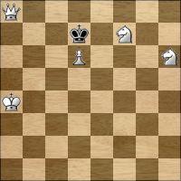 Шахматная задача №125927
