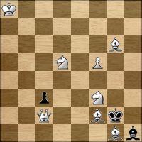 Шахматная задача №125954