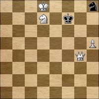 Шахматная задача №125977